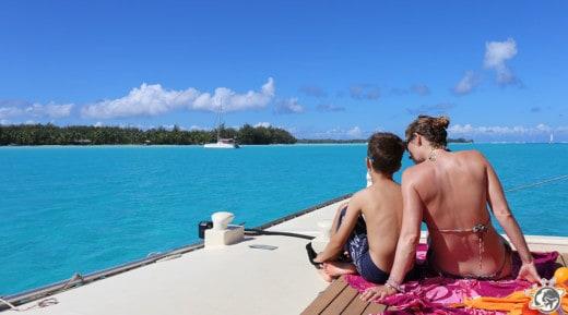 Bora Bora en famille