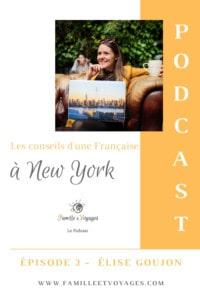 Episode 2 - une Française à New York