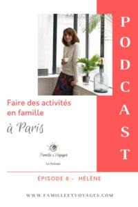 Faire des activités en famille à Paris
