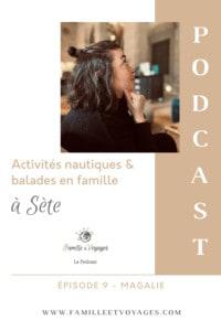 Activités nautiques et balades en famille à Sète