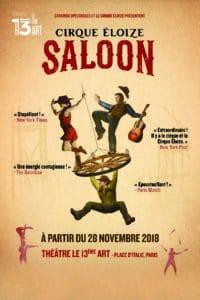 Saloon - Cirque Eloize