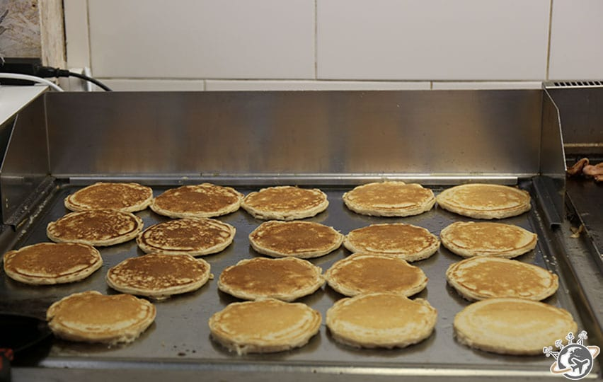 Mook Pancakes à Amsterdam.