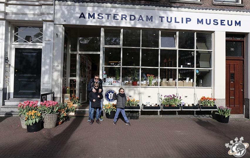 Le musée de la Tulipe, ou le magasin à la gloire de la tulipe