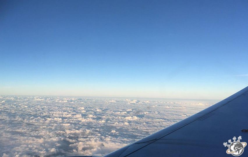 C'est beau les nuages