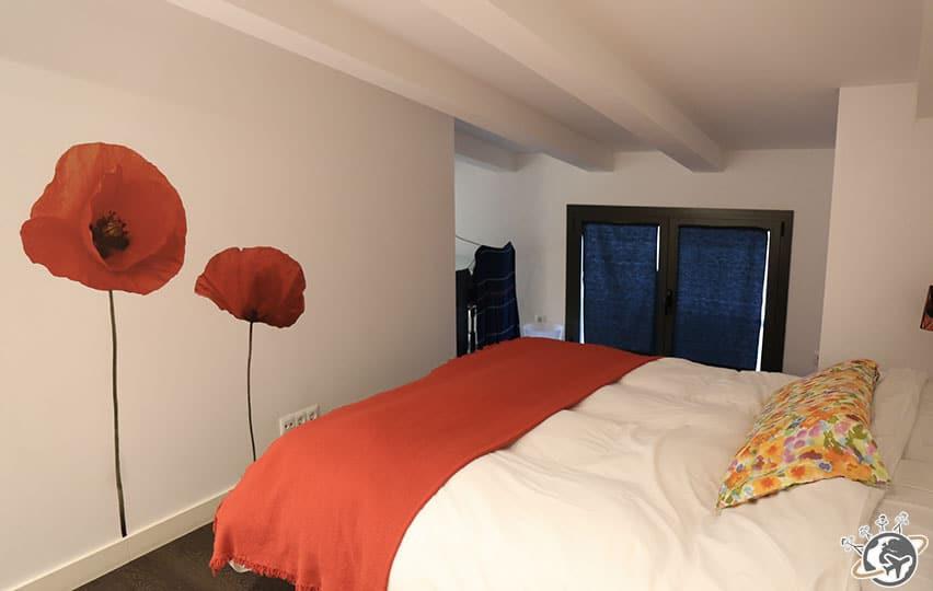 Le loft Miro à Barcelone