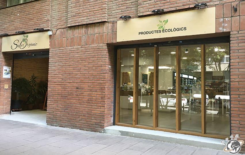 les magasins d'alimentation à Barcelone