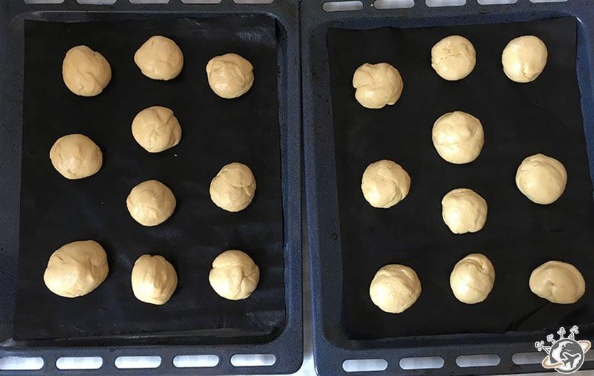 La confection des brioches étape par étape