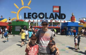 journée à Legoland en Californie