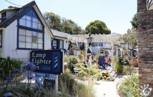 Le centre-ville de Carmel-by-the-sea en Cali