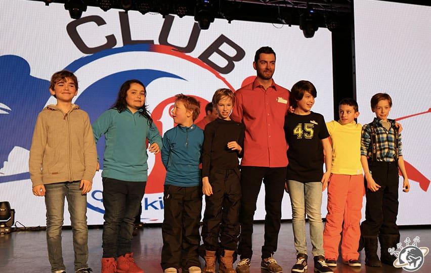 Remise des étoiles au Village Club Med Serre-Chevalier