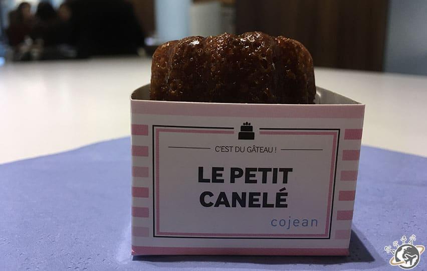 un bon dessert chez Cojean