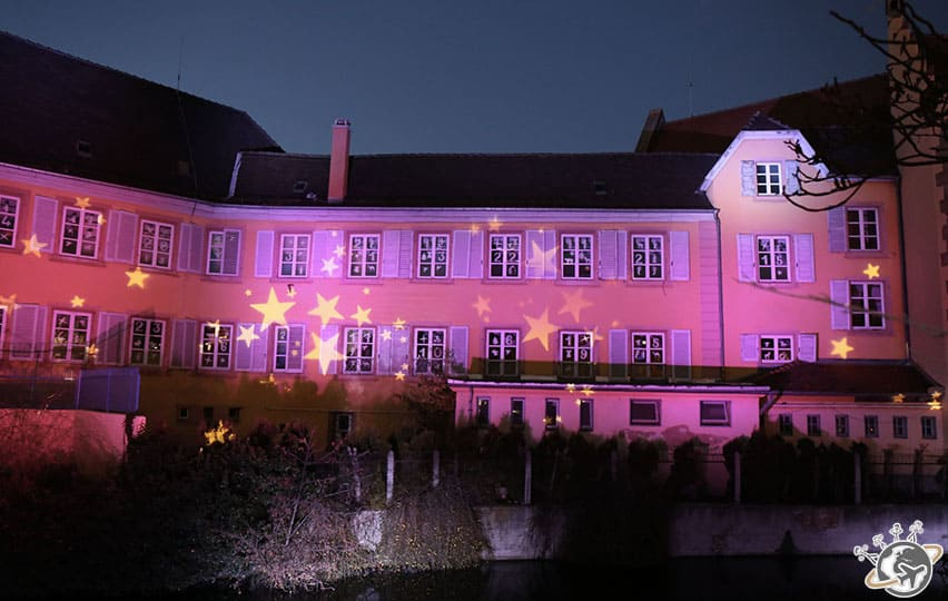 les illuminations de Colmar