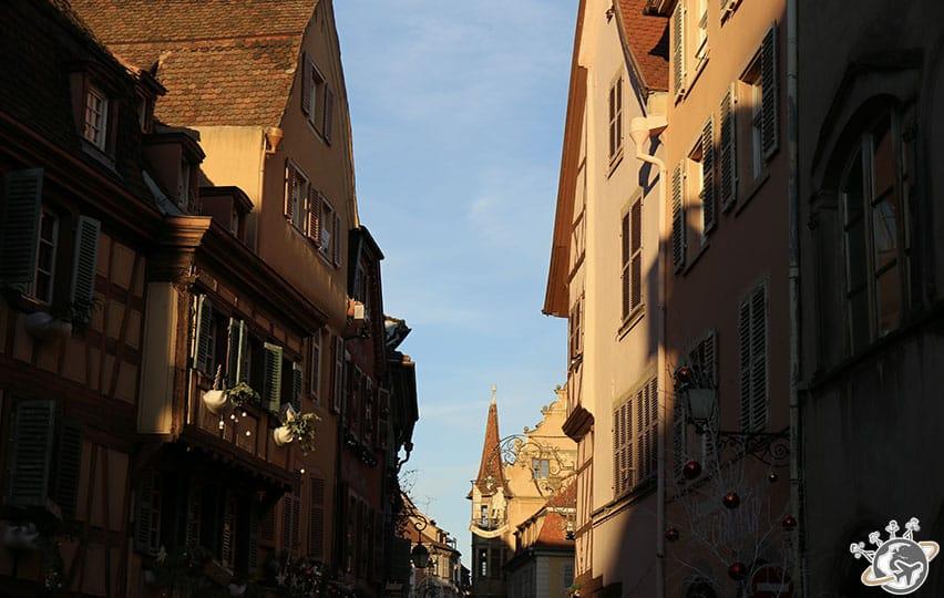 les maisons de Colmar