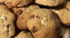 Les cookies sont prêts à être dégustés