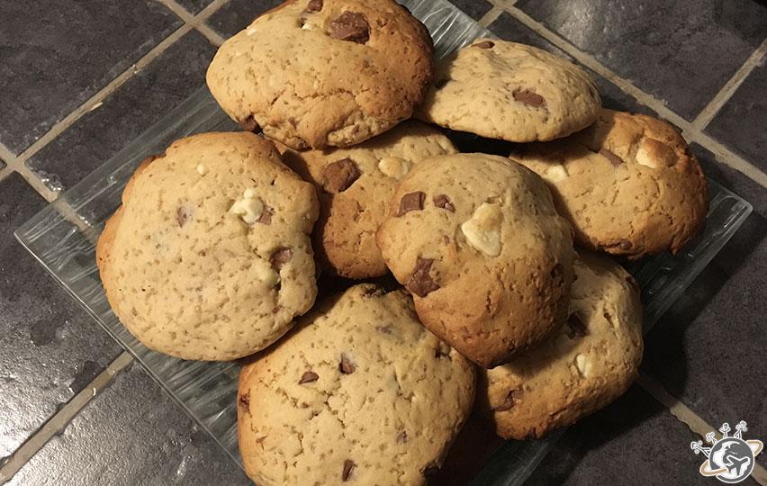 Les cookies préférés de mes Nains, les miens