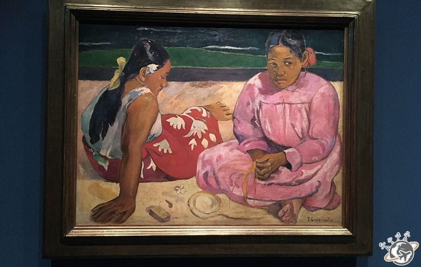 L'exposition Gauguin au Grand Palais