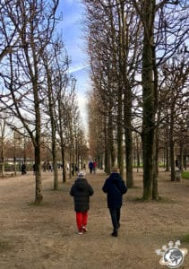 La Fête Foraine au Jardin des Tuileries à Paris