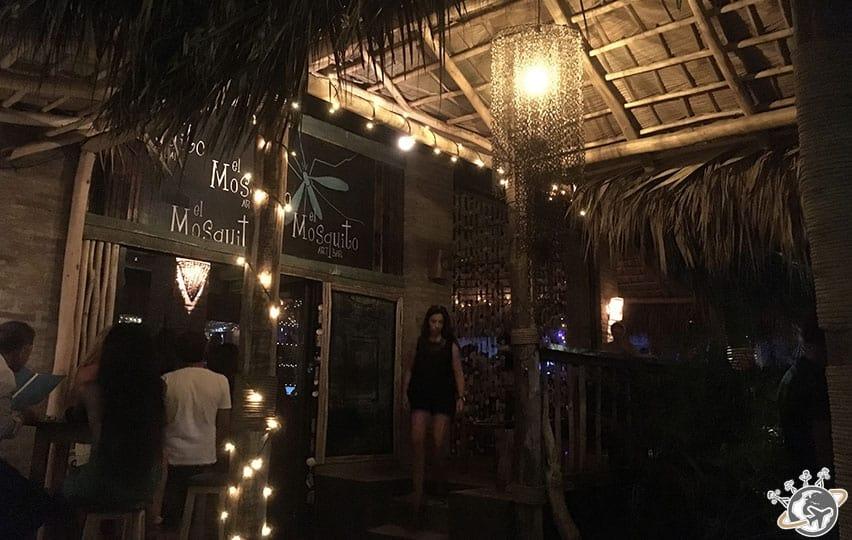 La fête à Las Terrenas en République dominicaine