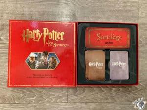 Harry Potter, le jeu des sortilèges