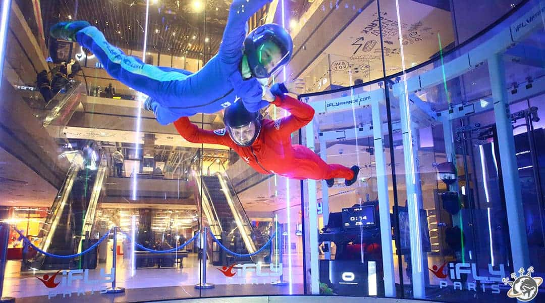 Ifly Paris à Vill'Up à Paris