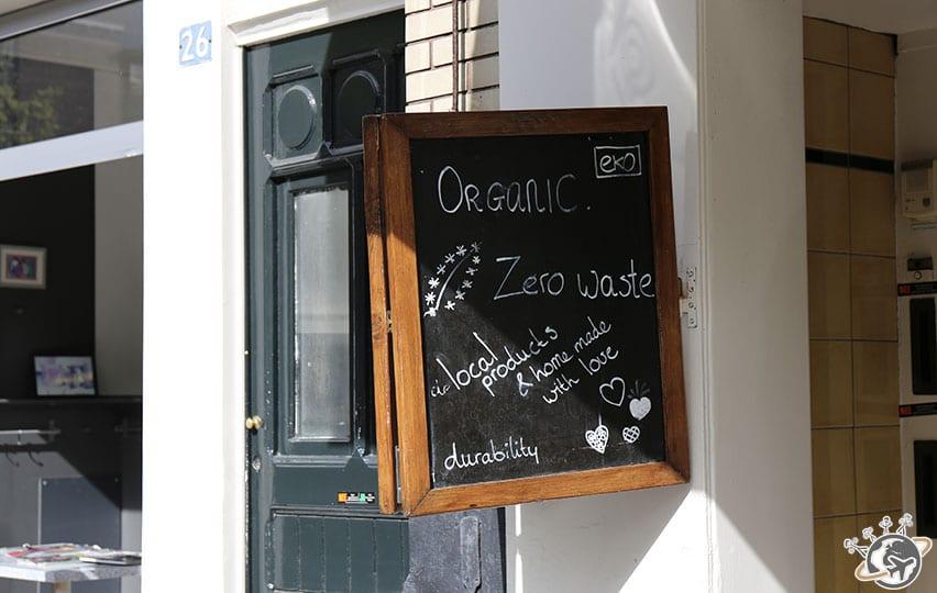 Une boutique organique parmi tant d'autres