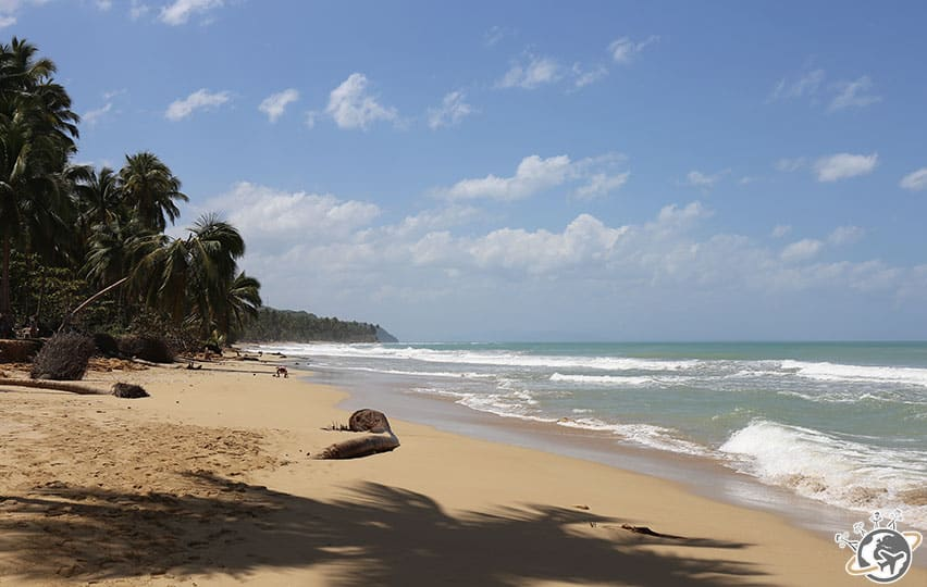 Playa Coson à Las Terrenas, Samana, République dominicaine