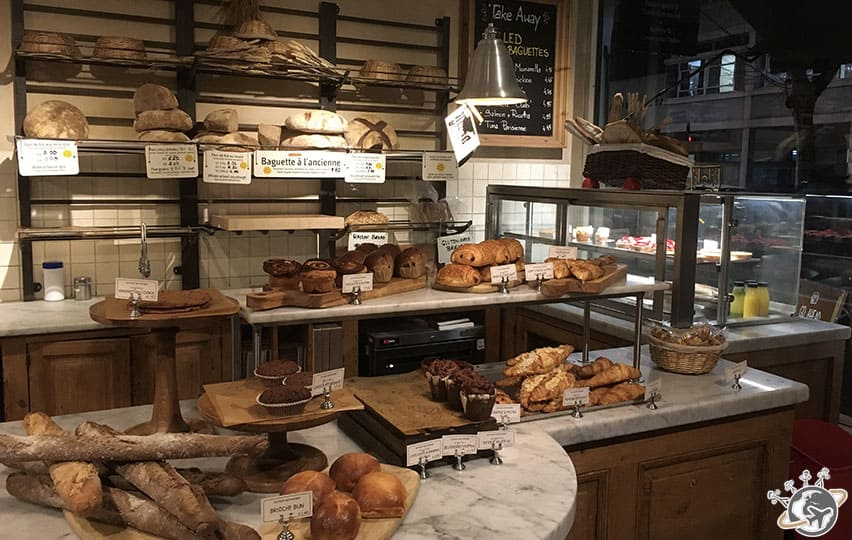 Le Pain Quotidien à Chelsea à Londres