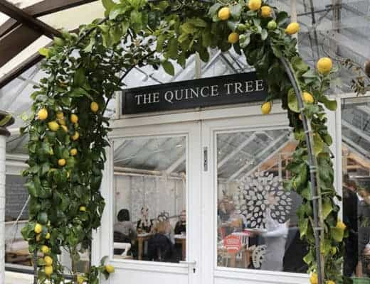 The Quince Tree à Londres