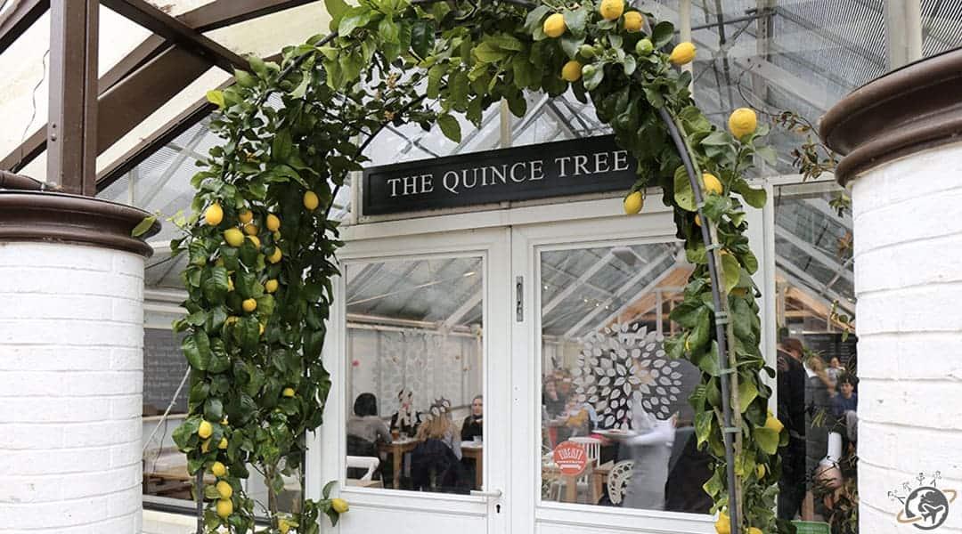 The Quince Tree à Londres