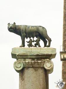 la louve romaine