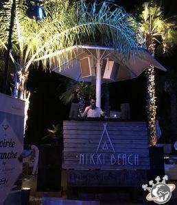 Soirée blanche au Nikki Beach de Marrakech