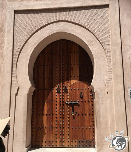 Les magnifiques portes de Marrakech