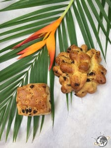 Pomme canelle et zachary en Martinique