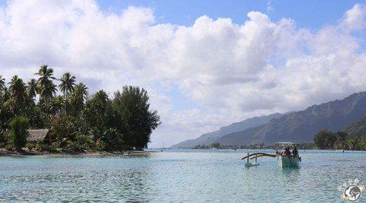 Journée en pirogue polynésienne