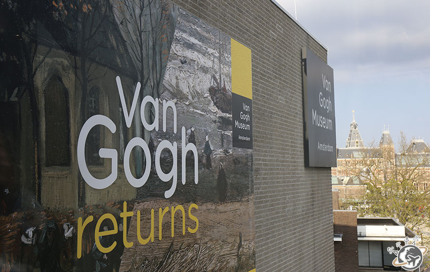 Le musée Van Gogh de Keukenhof