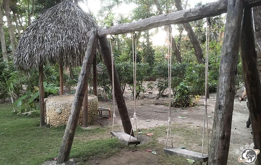 Espace enfants au Natura Cabana, Cabarete, Puerto Plata
