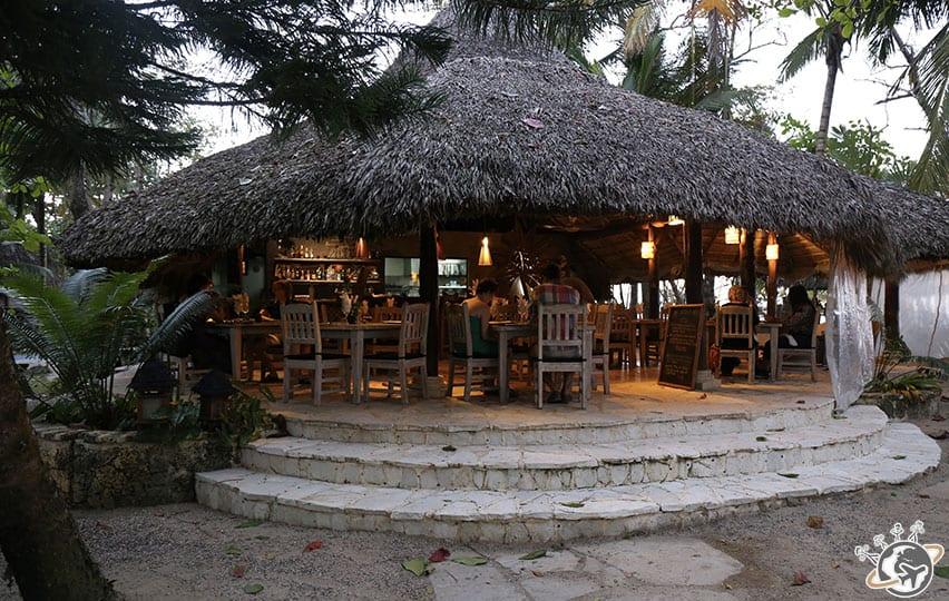 Le restaurant du Natura Cabana, Cabarete, Puerto Plata
