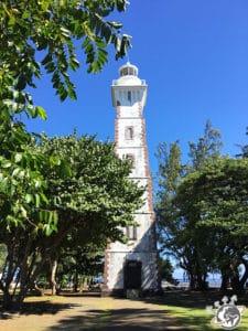 Le phare de Pointe Venus