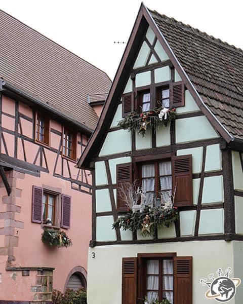 Florilège de maisons à Ribeauvillé