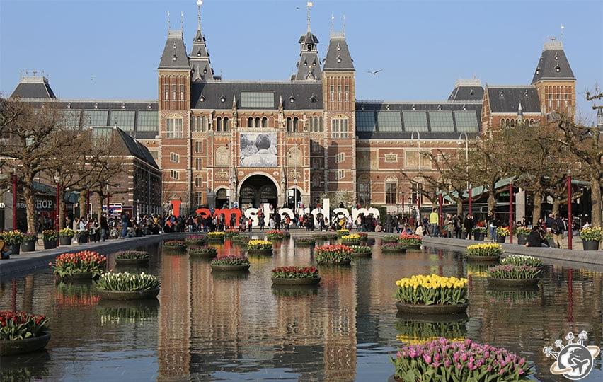 Le Rijksmuseum d'Amsterdam