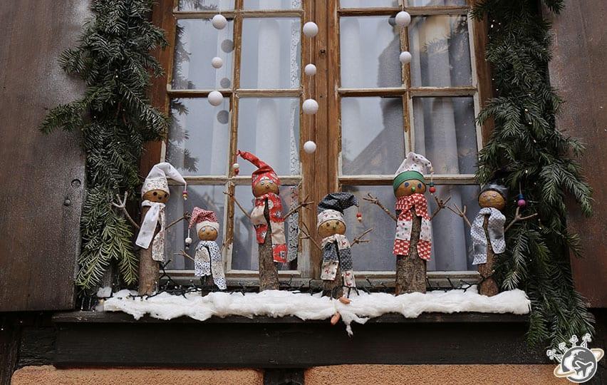 Les mignonneries de Riquewihr en Alsace