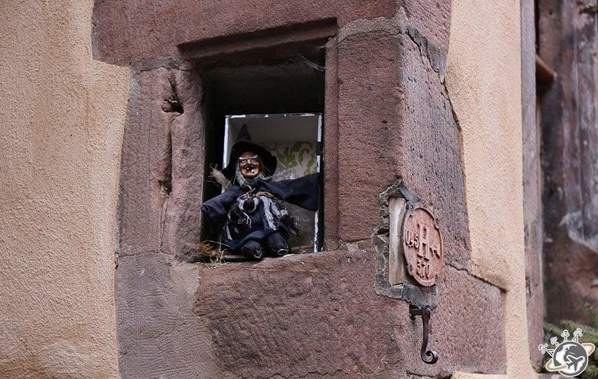 Les sorcières de Riquewihr en Alsace