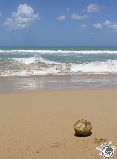 Playa Coson à Las Terrenas, Samana, République dominicaine