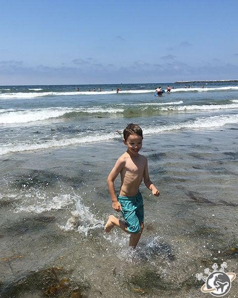 Ocean Beach à San Diego