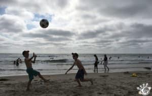 Les Nains à Mission Beach
