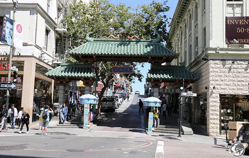 Chinatown à San Francisco