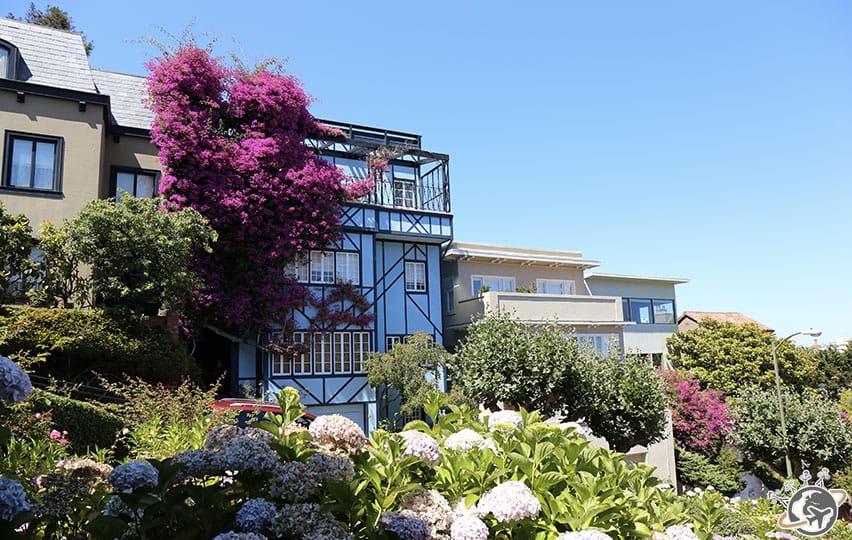 Lombard Street à San Francisco