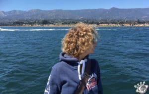 Une belle croisière à Santa Barbara en Californie