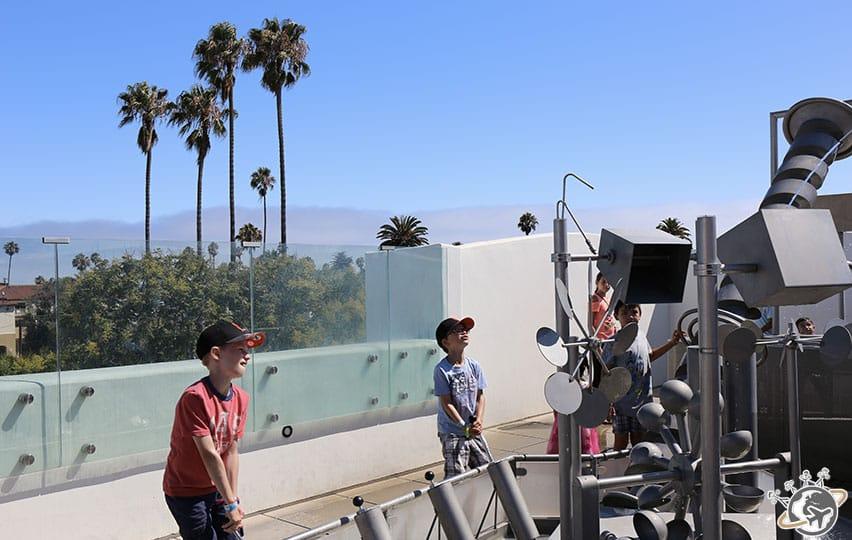 Le Moxi de Santa Barbara en Californie