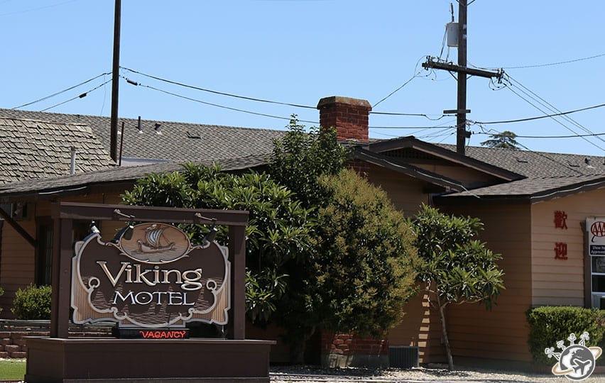 Un hôtel bien nommé à Solvang dans le comté de Santa Barbara en Californie